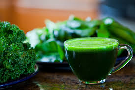 Benefits of Green Juice in weight loss